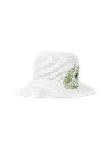 Bay Şapkacı Şapka Renksiz